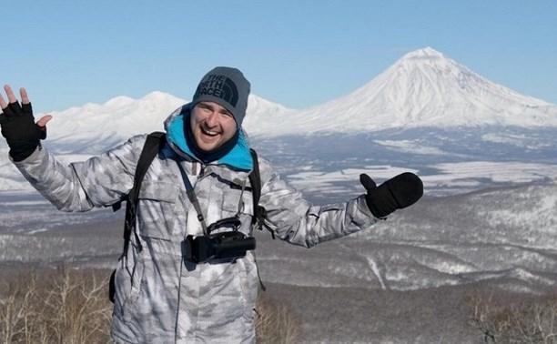 Туляк Алексей Гуськов съездил на Камчатку с телеведущим Дмитрием Крыловым