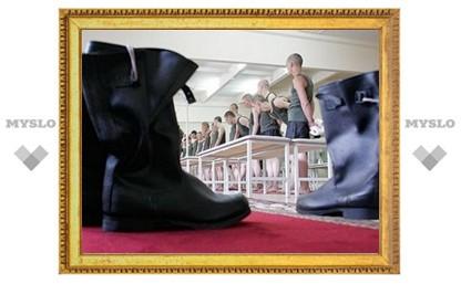 Туляк, пожелавший «откосить» от армии, предстанет перед судом
