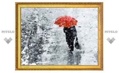 """На три ближайших дня Тулу """"накрыл"""" ледяной дождь"""