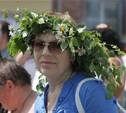 В Тульской области проходит XI Международный фестиваль Крапивы