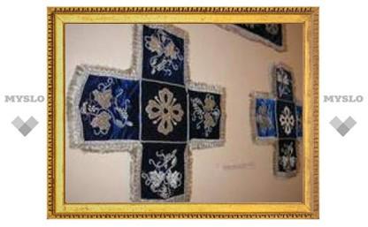 В Тульской духовной семинарии открылась выставка