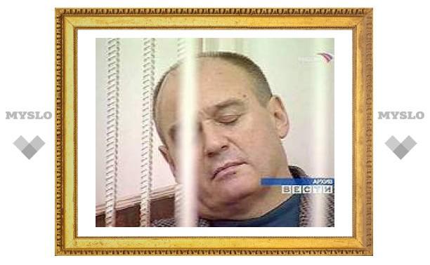 Организатор банды киллеров намерен отсудить у России 3 миллиона евро