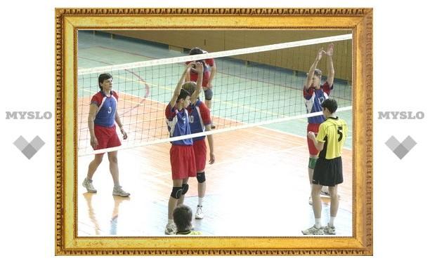 Стартовал финал волейбольных игр студенческого чемпионата
