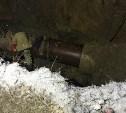 Коммунальная авария в Туле: Аварийно-восстановительные работы завершены