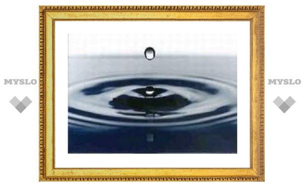 В Скуратово дали воду