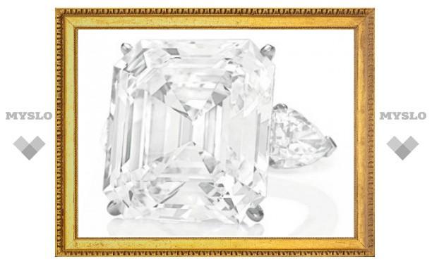 """Дом Christie's продаст бриллиант """"Анненберг"""""""