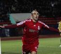 «Арсенал» может подписать контракт с футболистом «Мордовии» Мухаметшиным