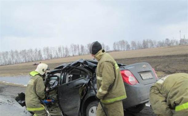 В ДТП на трассе М4 погибли два человека