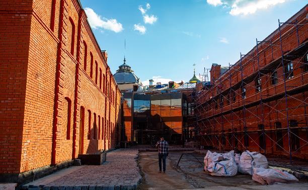 В Музейном квартале Тулы появится уголок Красной площади
