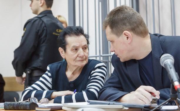 Судебное следствие по делу Сундеевой закончено