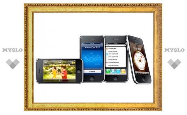 В канун нового года с полок магазинов исчезли iPhone