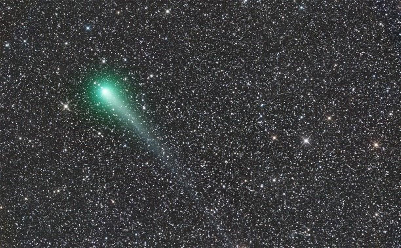 17 января над Землёй пролетит комета Каталина