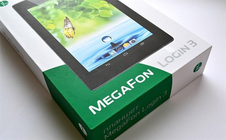 Планшеты от «МегаФона» теперь вдвое дешевле