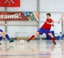 Определился победитель в мини-футбольном турнире среди школ-интернатов