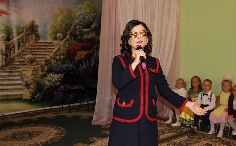 Диана Гурцкая посетила тульский центр образования №29