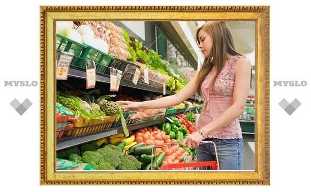 Туляки должны есть в месяц на две тысячи рублей