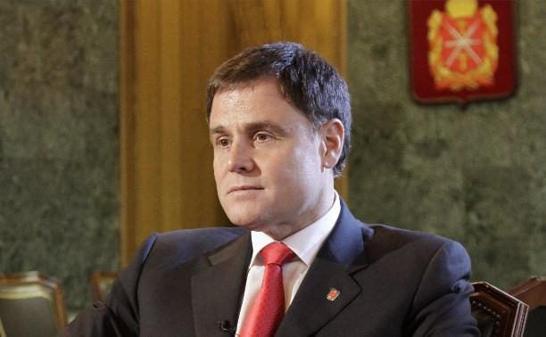 Владимир Груздев укрепил свои позиции в рейтинге губернаторов России
