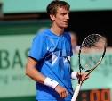 Теннист Андрей Кузнецов одержал победу в первом раунде Кубка Дэвиса