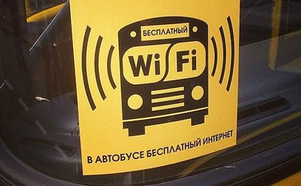 В тульских троллейбусах, автобусах и трамваях появится бесплатный вай-фай