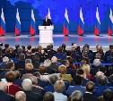 Алексей Дюмин прокомментировал Послание Президента РФ Владимира Путина