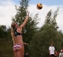 В Барсуках пройдут большие соревнования по пляжному волейболу