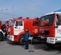 В Тульской области подразделения МЧС переведены в режим повышенной готовности