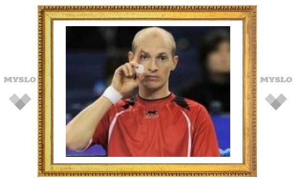 Николай Давыденко проиграл Новаку Джоковичу на итоговом турнире года