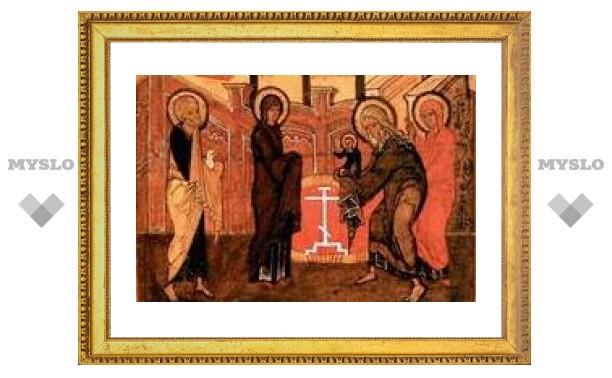 Церковь отмечает Сретение Господне и День православной молодежи