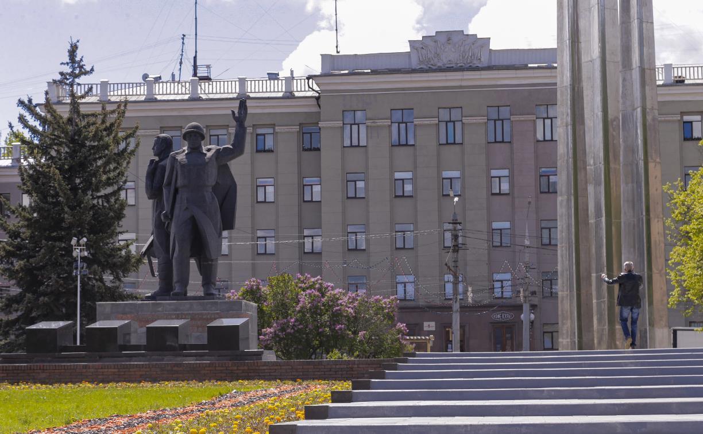 Световое шоу в Туле: на пл. Победы покажут события Великой Отечественной войны
