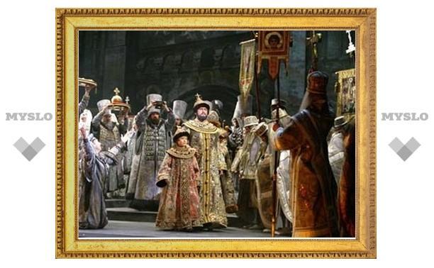 """Большой театр откроет свой 234-й сезон оперой """"Борис Годунов"""""""