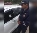 Более 400 тульским водителям пришлось растонировать авто