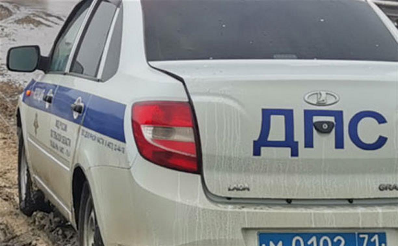 В Туле в ДТП пострадала пассажирка автобуса