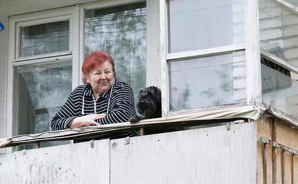 В Тульской области продлили режим самоизоляции для пенсионеров