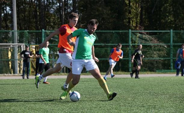 В розыгрыше Кубка «Слободы» определились четвертьфиналисты