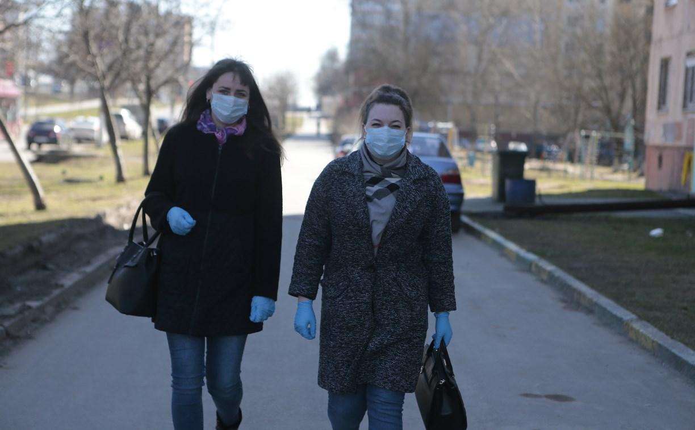 В Тульской области за сутки не зафиксировано ни одного случая коронавируса