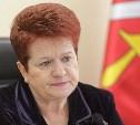 Председателем Общественной палаты Тульской области стала Галина Фомина