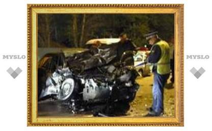 Две крупные аварии за одну ночь