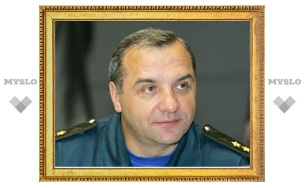 В Тулу приедет министр МЧС