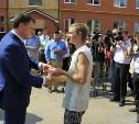 Владимир Груздев вручил 36 сиротам ключи от новых квартир