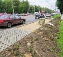 На пересечении пр. Ленина и ул. Циолковского появится экопарковка
