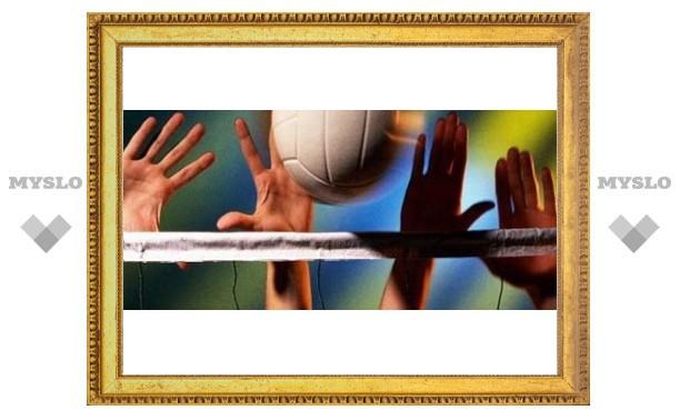 Тульские чекисты сыграют в волейбол