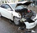 В ДТП с маршруткой на Красноармейском проспекте в Туле пострадал один человек
