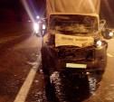 В ДТП с КамАЗом на М-2 «Крым» пострадали два человека