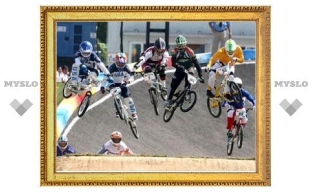 В Туле достроят трассу для BMX-велосипедов
