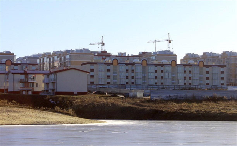 Скоро туляки смогут заселиться в новый дом ЖК «Петровский квартал»