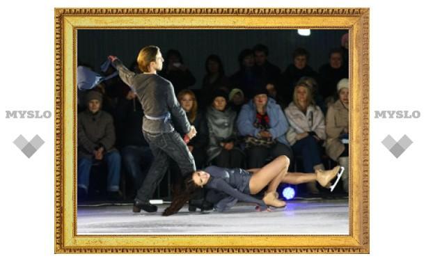 Илья Авербух показал тулякам свой «Город диско»