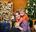 Для тульских семей устроили благотворительную фотосессию