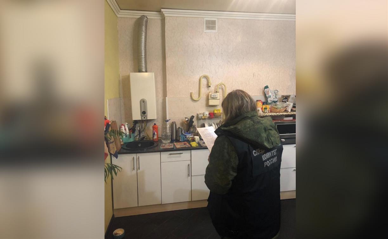 В Узловой трех детей госпитализировали после отравления угарным газом