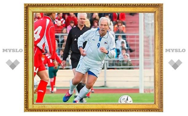 Борис Грызлов станет капитаном ветеранского «Арсенала»