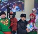 Сотрудники Госавтоинспекции напомнили тульским родителям о зимних опасностях на дороге